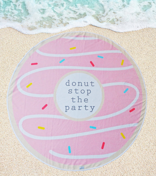 'Donut Stop the Party' Roundie