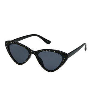 vintage sunnies in black