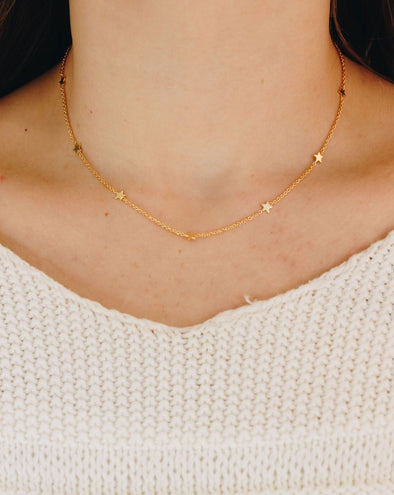 TINY CONSTELLATION NECKLACE