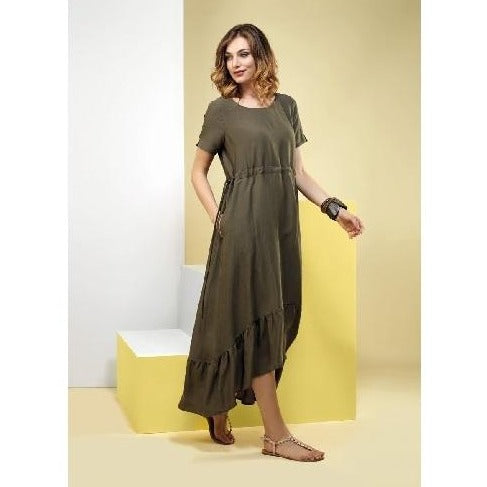 Earth Mood Dress - Eurockk.com