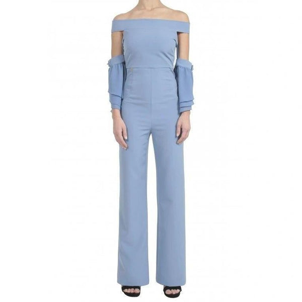 Baby Blues Cocktail Jumpsuit - Eurockk.com