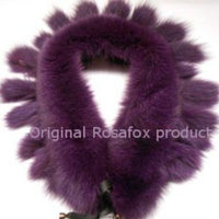 fringed Large Fur Collar - Eurockk.com