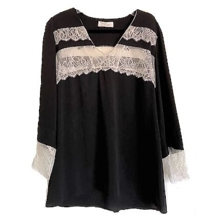 Soft Lacey Top - Eurockk.com