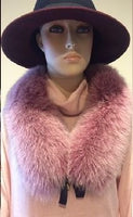 Medium Fox Fur Collar - Eurockk.com