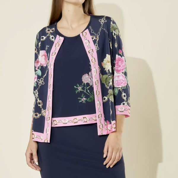 Elegance Pleated Floral Silk Top - Eurockk.com