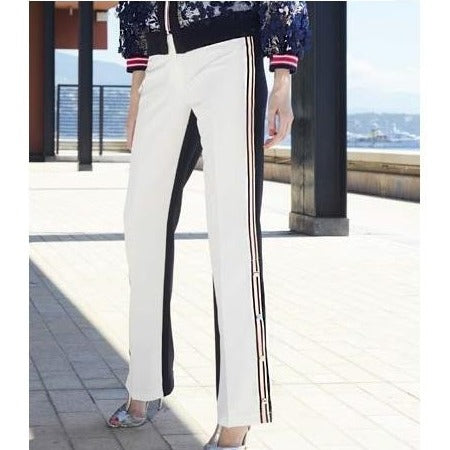 Prune White or Navy Pants - Eurockk.com