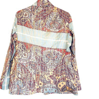 Copper Garden Satin Tapestry Jacket - Eurockk.com