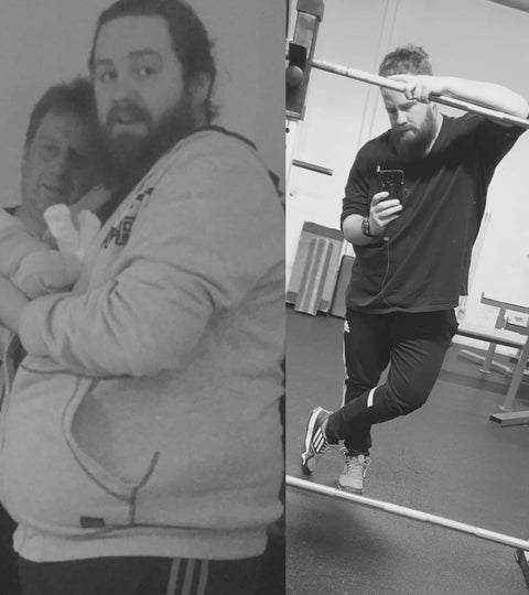 29-year old Swedish painter lost 30kg in 30 weeks with Boxbollen