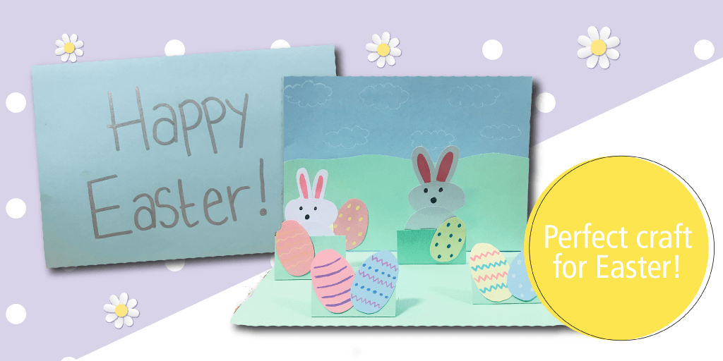 Easter Card - Crafts with Eduzone