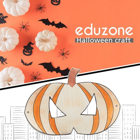 Halloween Masks - Crafts with Eduzone
