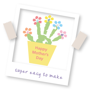 How-to craft guide: Mother's Day Card