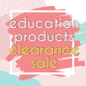 Education Products Clearance Sale