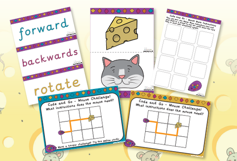 coding mouse set activity resources from TP