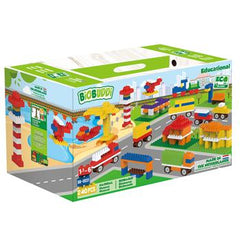 Biobuddi Educational Blocks, City, Set