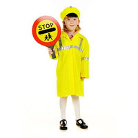 School Crossing Patrol Dressing-up Outfit, Age 3-5
