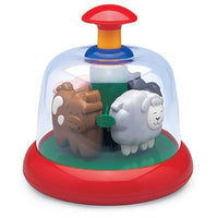 Baby Farm Animals Carousel, 6m+