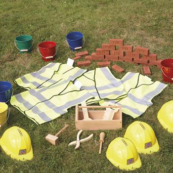 Realistic Builders Role Play Construction Kit