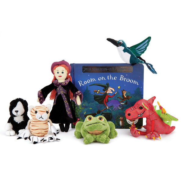 Story Packs, Room On The Broom, Age 3+, Set