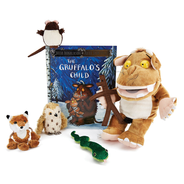 Story Packs, The Gruffalo's Child, Age 3+, Set