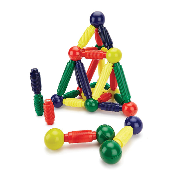 Jumbomagnetics, Age 2+, Set of 72 Pieces