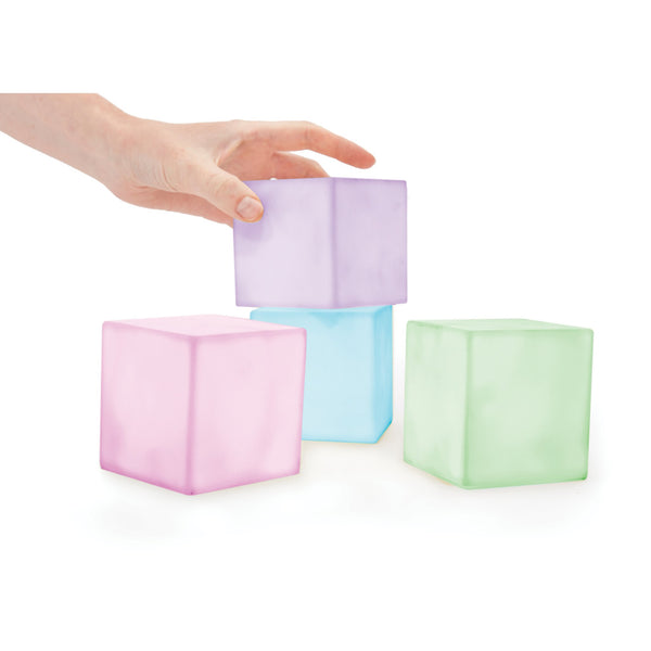 Colour Changing Mood Blocks, Set of 4