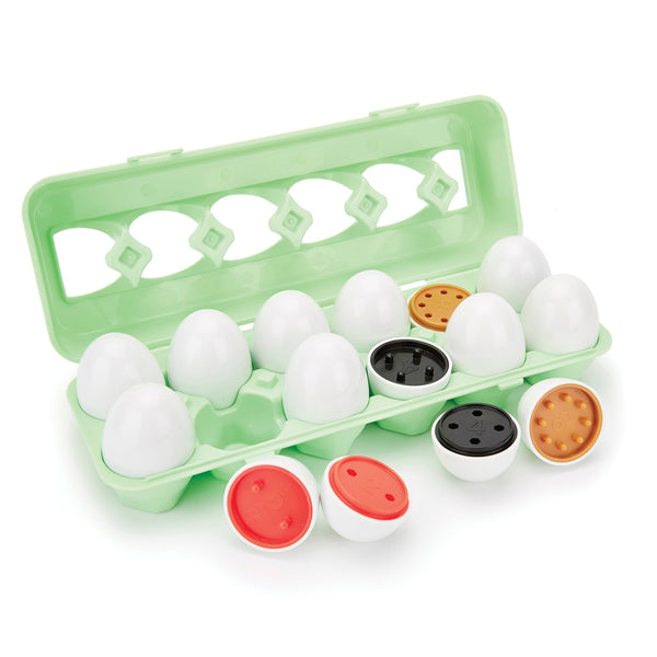 Number & Colour Match Eggs, Age 18 Months+, Each