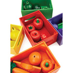 Fruit & Veg Colour Sorting Set, Age 3+, Set