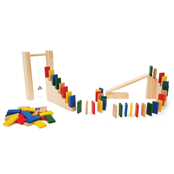 Domino Rally, Pack of 250 Pieces