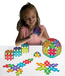 HashMag Polydron, Set of 72 pieces