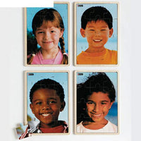 Faces of the World Puzzles
