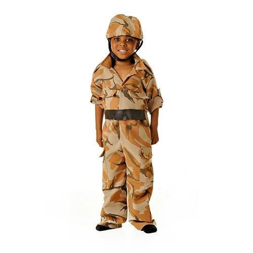 Army Soldier Dressing-up Outfit