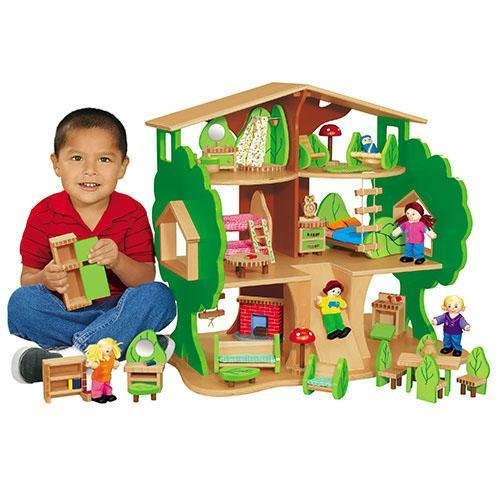 Treehouse Furniture and Family
