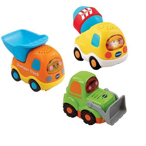 Toot Toot Construction Vehicles