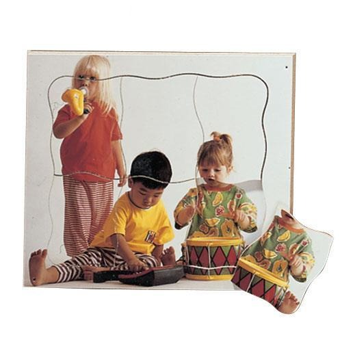 Children's Tray Puzzle - Drum