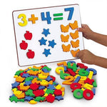 Magnetic Numbers and Counters