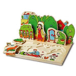Snow White and the 7 Dwarves 3D Puzzle