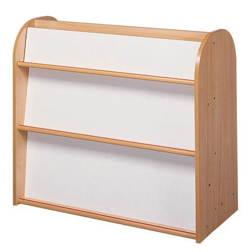 Double Book Shelving Unit - Small