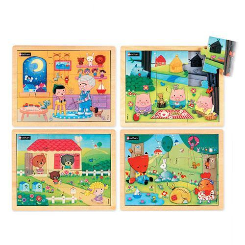 Fairytale Puzzles - Set 1