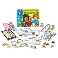 Games, Fun Learning, Shopping List Game, Age 3-7, Each