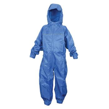 All In One Rainsuit, Royal