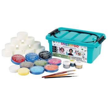 Paint, Face, Snazaroo Large Kit, For 500+ Faces