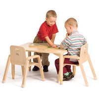 Children's Furniture, Childshape Chairs, Replacement Chair Tips (J426)