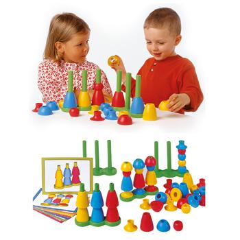 Triolo Group Set, Age 2+, Set