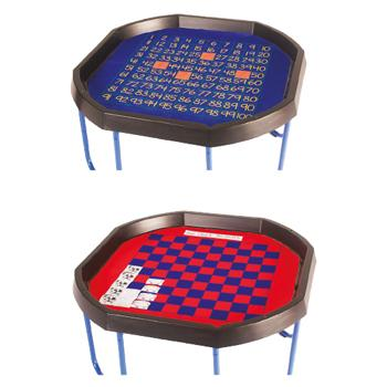 Tuff Tray Mats, Exploring Games/1-100, Each