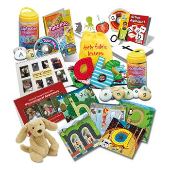 Progress Packs, Early Literacy, Age 3+, Set
