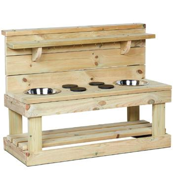 Millhouse Outdoor Mud Kitchen, Large, Each