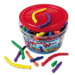 Measuring Worms, Age 3+, Set of 72