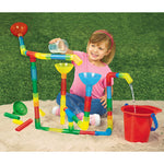 Pipe and Funnel Set, Age 3+, Set of 50 Pieces
