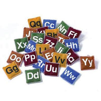Bean Bags, Printed Alphabet, Set of 26