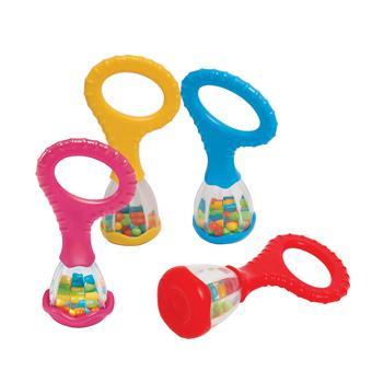 Baby Maracas, Age 3 Months+, Set of 4
